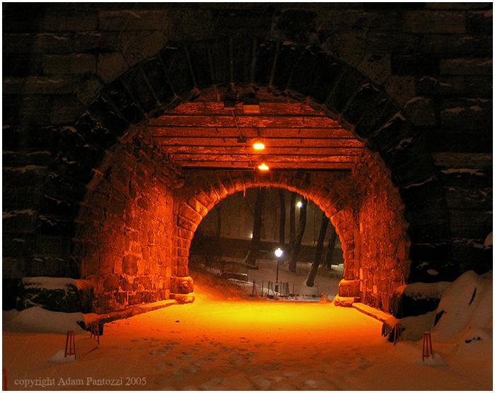 outsidetunnel