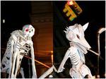 skeleton beasts